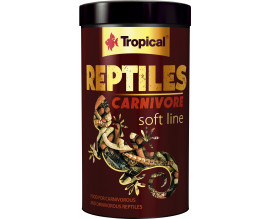 Корм для рептилий Tropical Reptiles Carnivore Soft