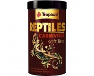 Корм для рептилий Tropical Reptiles Carnivore Soft