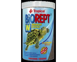 Корм для водно-сухопутных черепах Tropical Biorept W