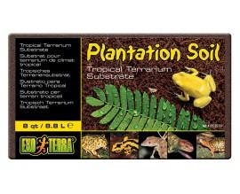 Наполнитель для террариума Exo Terra Plantation Soil 4л (PT2780)