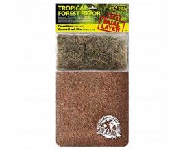 Наполнитель для террариума Exo Terra Tropical Forest Floor