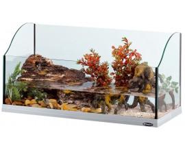 Палюдариум (аквариум) Ferplast Jamaica 80 для черепах (62080021)