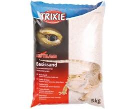 Песок белый для террариума Trixie Basissand 5 кг (76134)