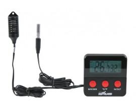 Термометр-гигрометр с сенсором для террариума Trixie (76114)